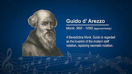information slide for Duigo d'Arezzo