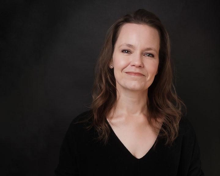 Publicity photo of Dr. Sarah Herrington