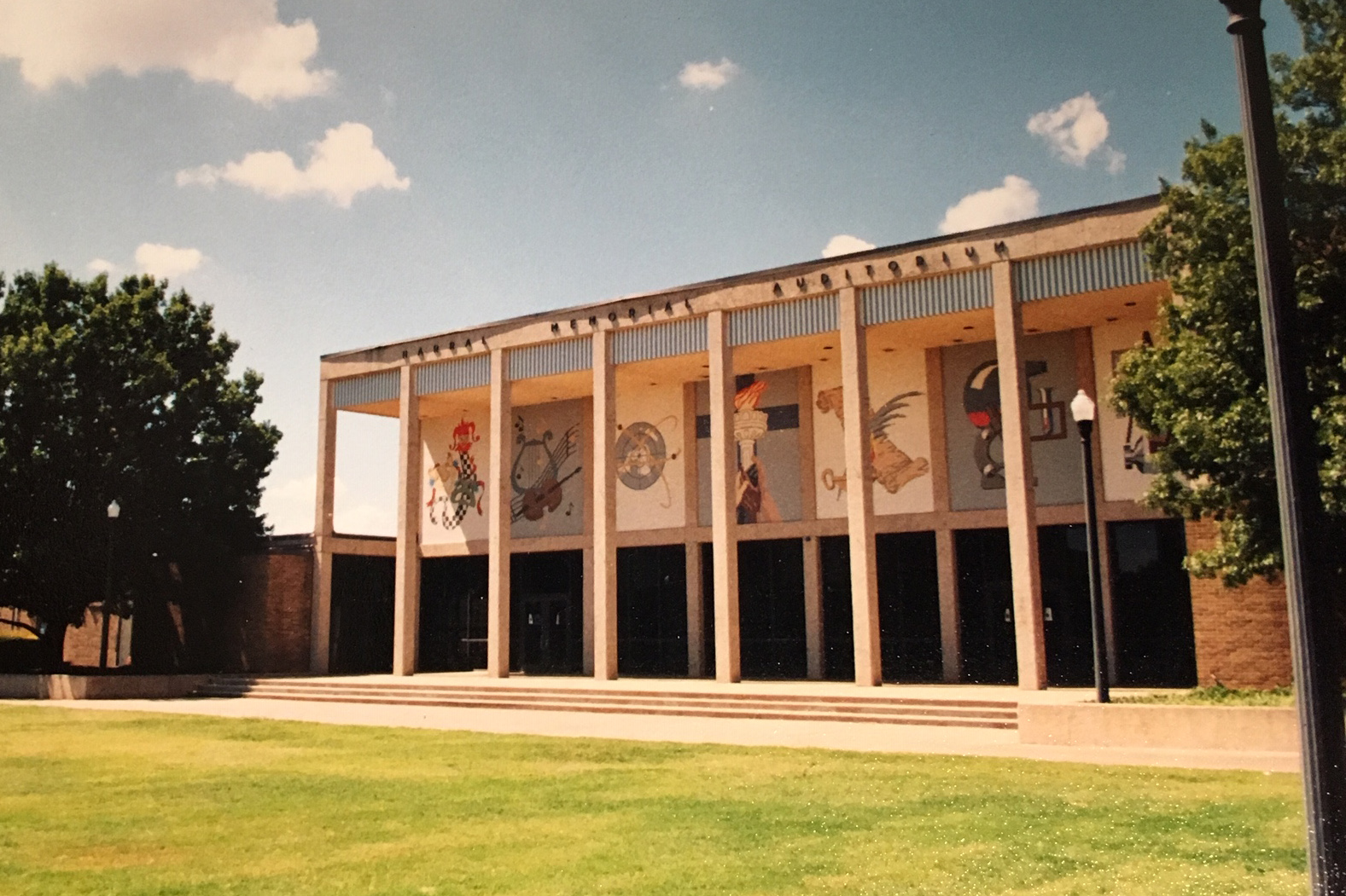 Harral Auditorium file photo