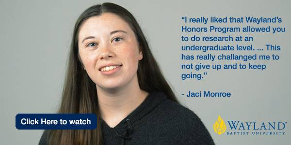 Click to watch Jaci's story