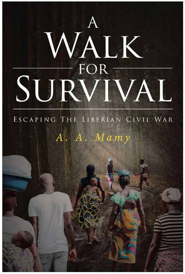 A Walk for Survival book cover